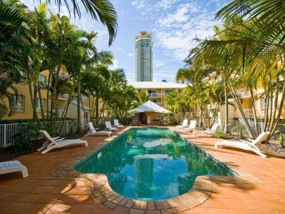 Surfers Paradise Modern 1Bed Appt