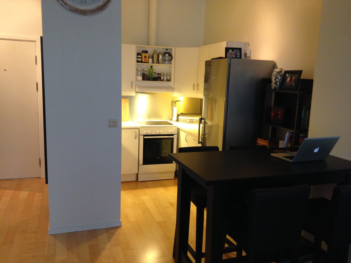 Central, amazing and cosy apartment