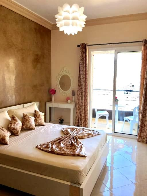 New Apartment in the Heart of Tangier (Corniche) - Tanger