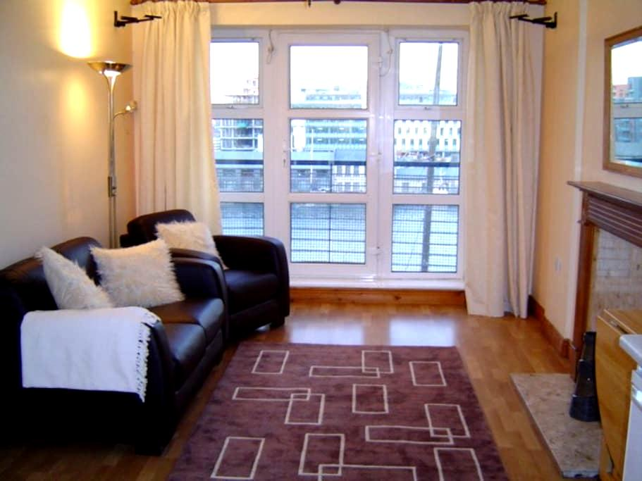 Stunning Grand Canal Apartment - Dublin - Apartment