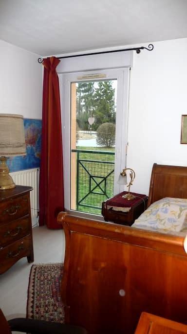 Chambre dans appartement - Saulx-les-Chartreux - Bed & Breakfast