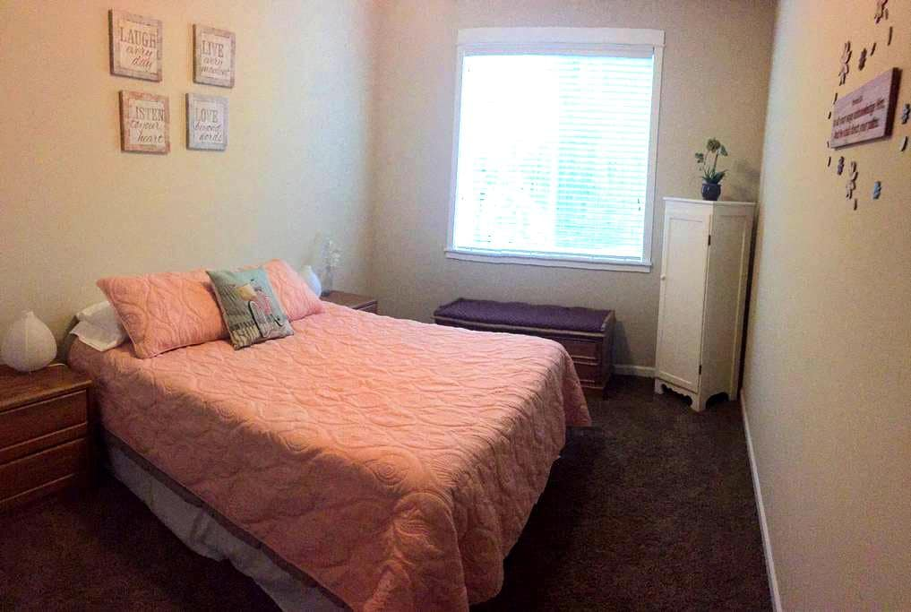 Retreat in Quiet Neighborhood in Puyallup/Tacoma - Puyallup - บ้าน