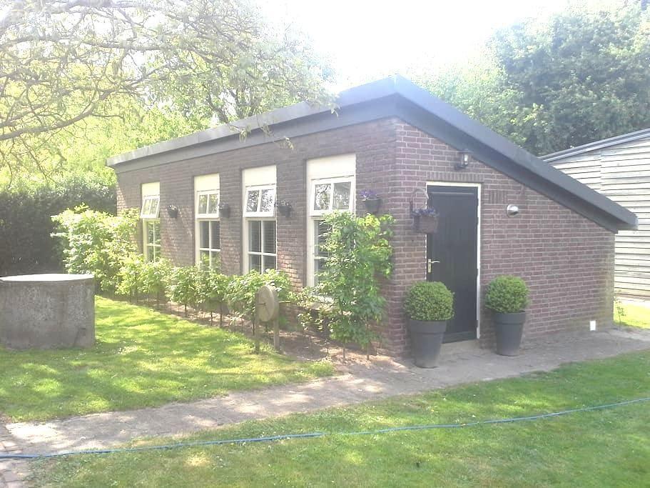 Landelijke Cottage - Schijndel - Huoneisto