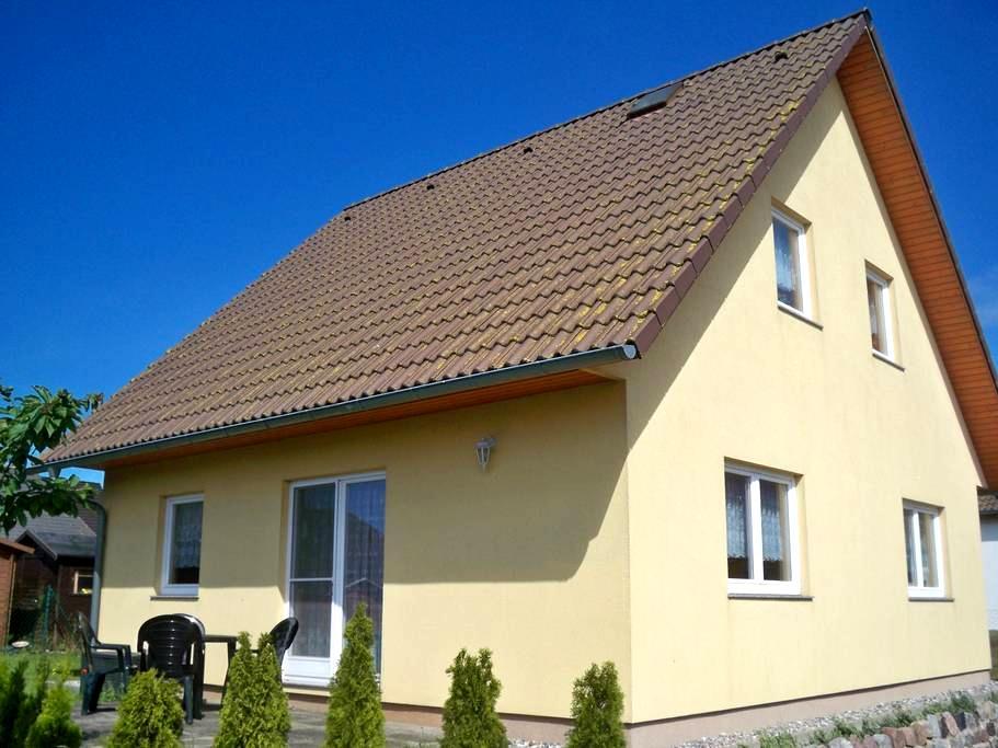 Ferienwohnung Sonnenblick - Seebad Bansin - Appartement