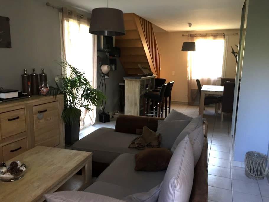 Maisonnette cosy - Bollène - House