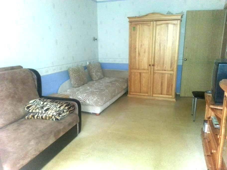 большая комната, недалеко от аэропорта - Riga - Lägenhet