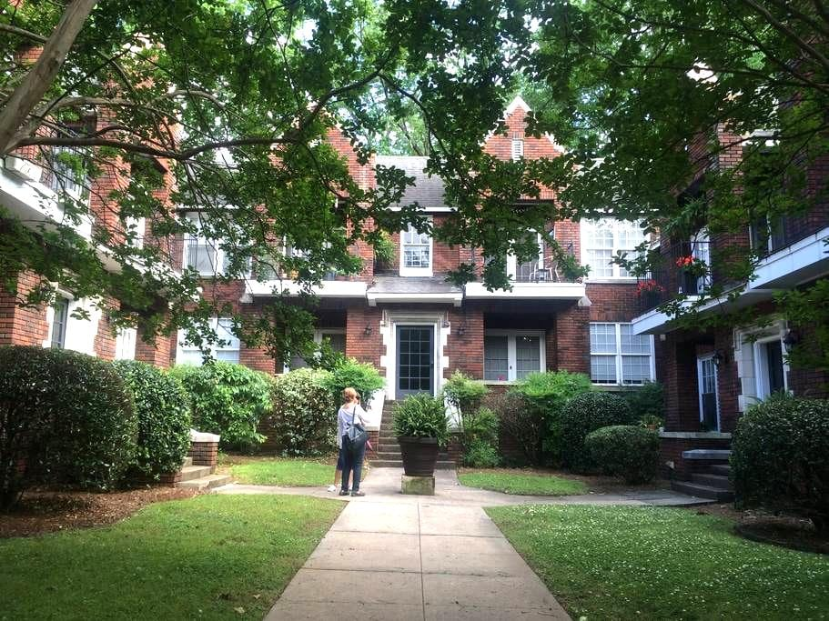 Historic Building in Highland Park - Birmingham - Appartement