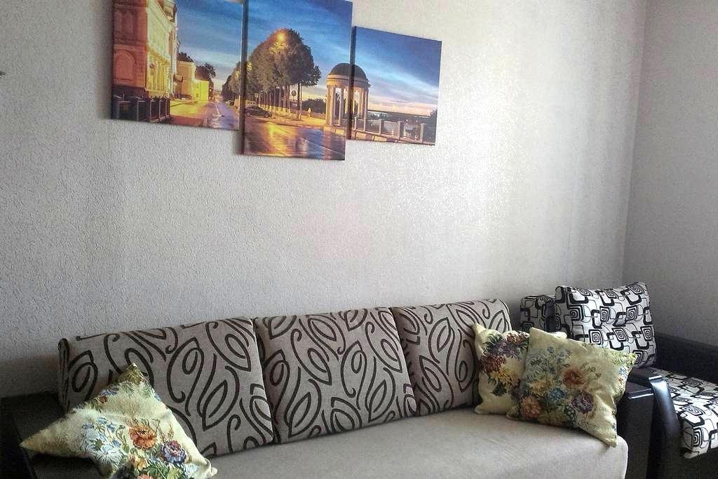 Апартаменты на ул.Чехова - Yaroslavl' - Lägenhet