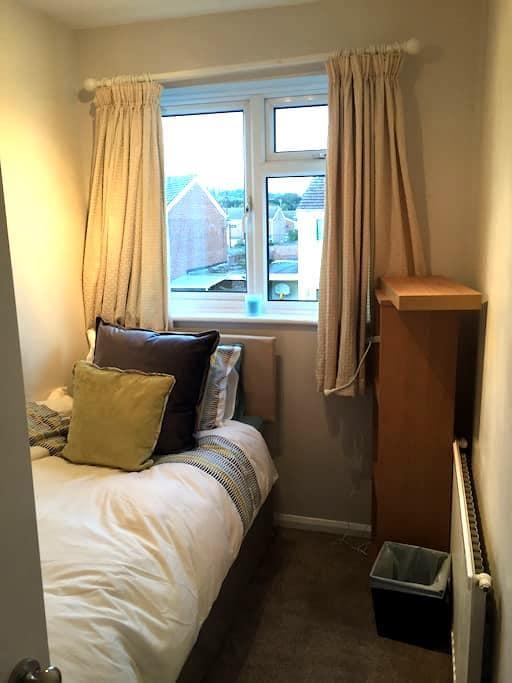 Snug single room - Pangbourne - Dům