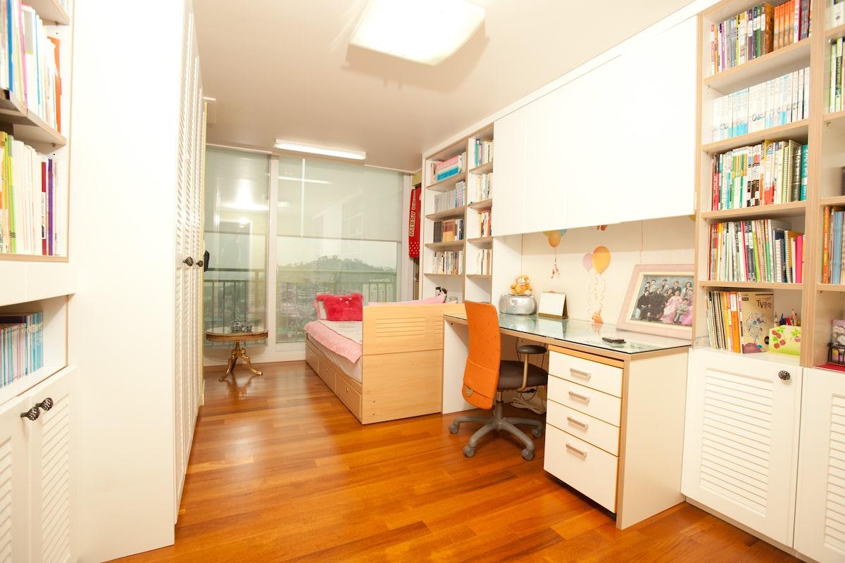 Center of Seoul, Cozy Privat Room 2