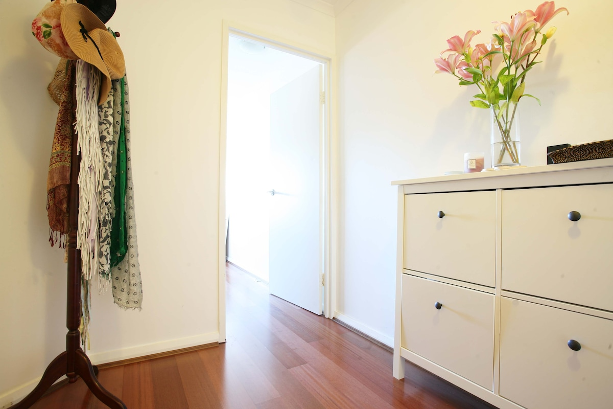 Your Floor, the Entrance & Shoe Cupboard!