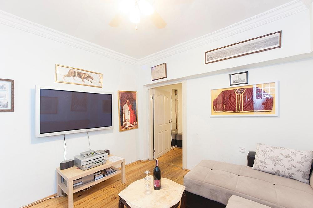 Taksim Duplex One-bedroom Apartment