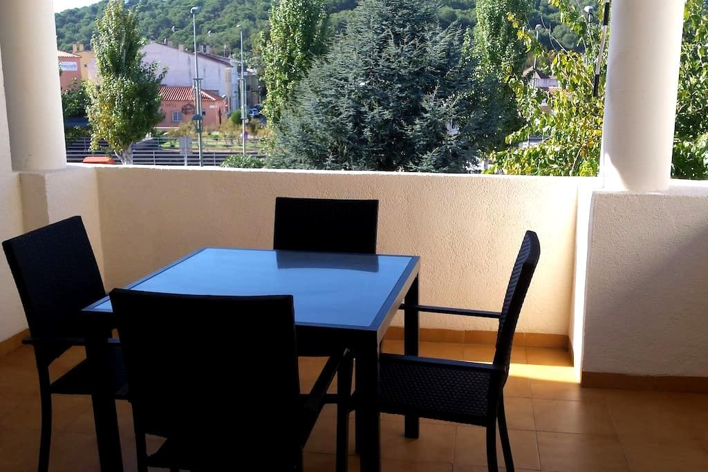 Apart.1HAB(4personas) PLAYA LA MORA - Tarragona - Wohnung