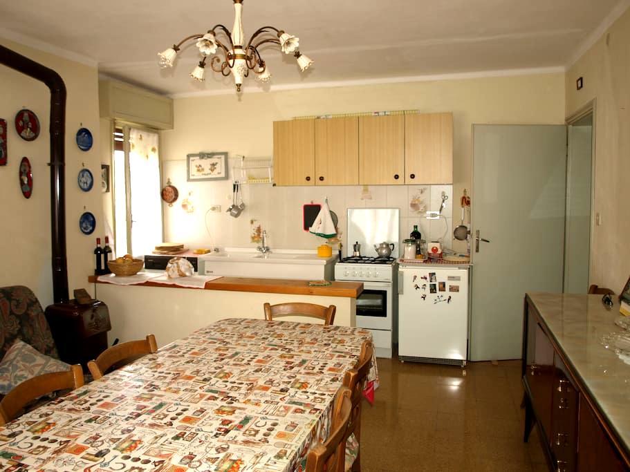 Tra i castagni dell'Appennino - Marola - 公寓