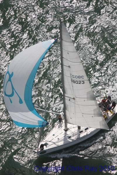 taken during the Rolex Big Boat series