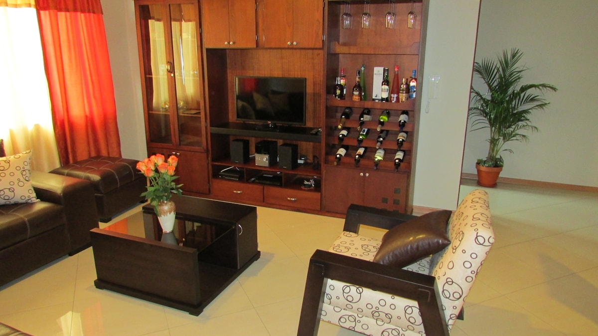 Wide variety of wines and spirits available for sale.