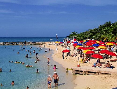 Beautiful Exotic Tropical Paradise