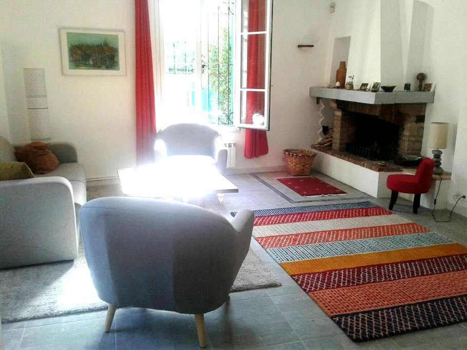 chambre a louer. room in a house in juan les pins - Antibes - Dom