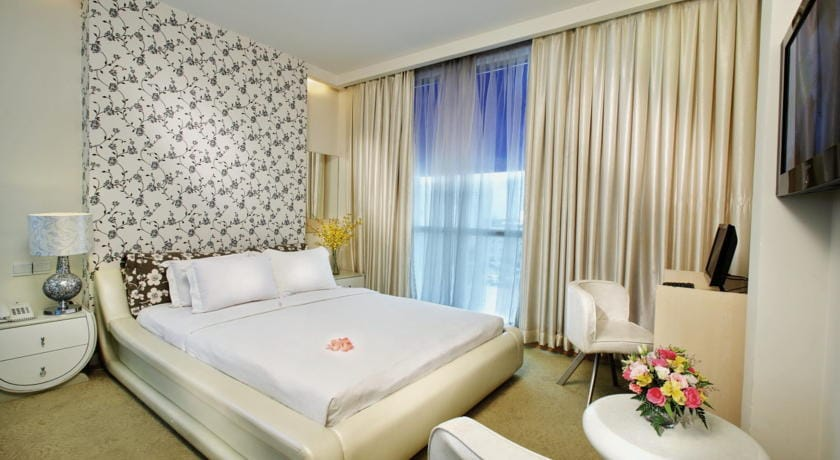 Nice Deluxe Room at Japanese Area