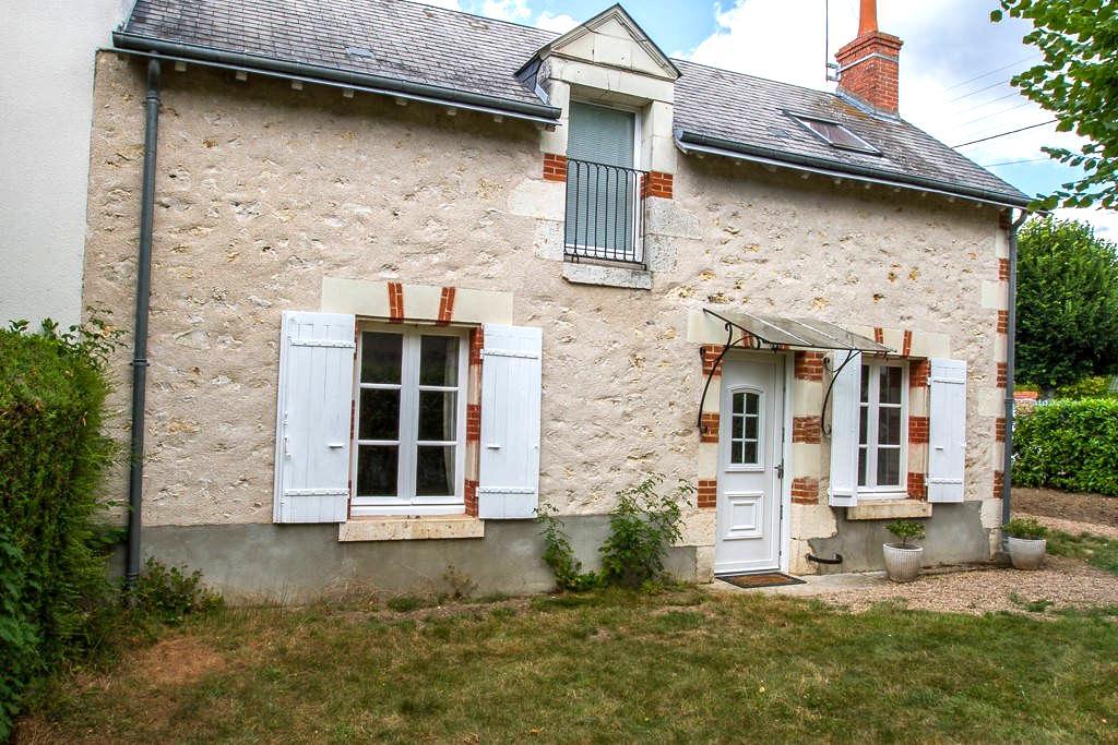 Maison de Charme au coeur des Chateaux de la Loire - Chouzy sur Cisse - Casa