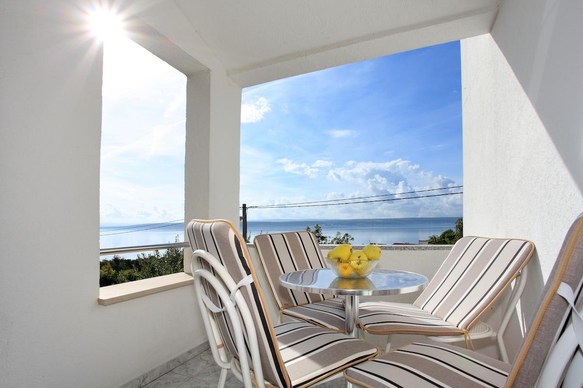 Maslenica apartment (1) near Zadar