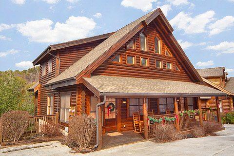 Kickin Back is what you'll do at Kickin Back cabin duplex!