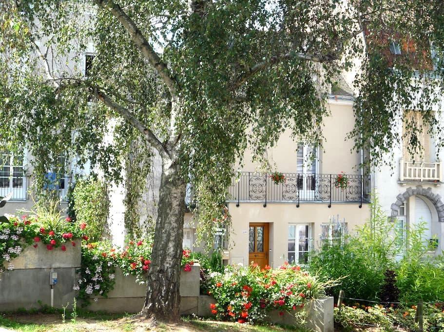 Loire-Séjours Gite Le Puits Ferré - Ancenis - Townhouse