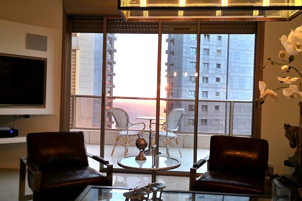 Luxury apartment in Netanya - Netanya - Apartament