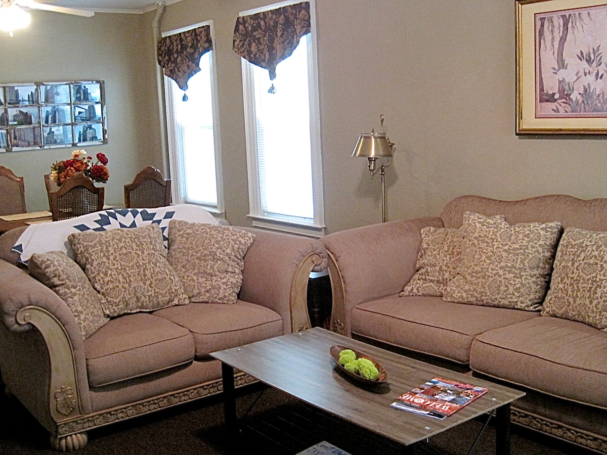 Relax on Comfy Couches