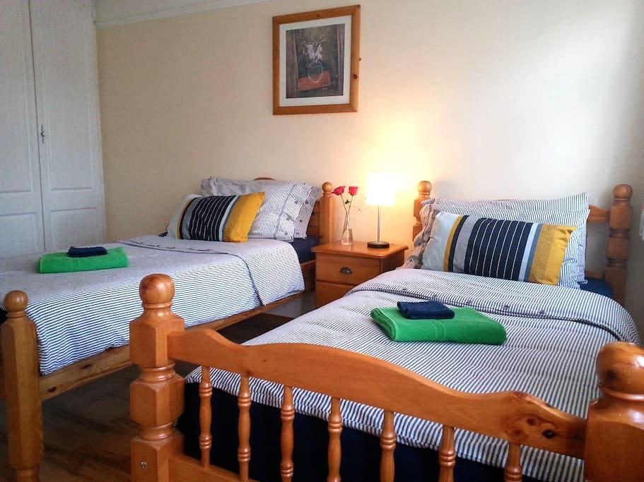 Beautiful and cozy home near Phoenix Park II - Dublin - Hus