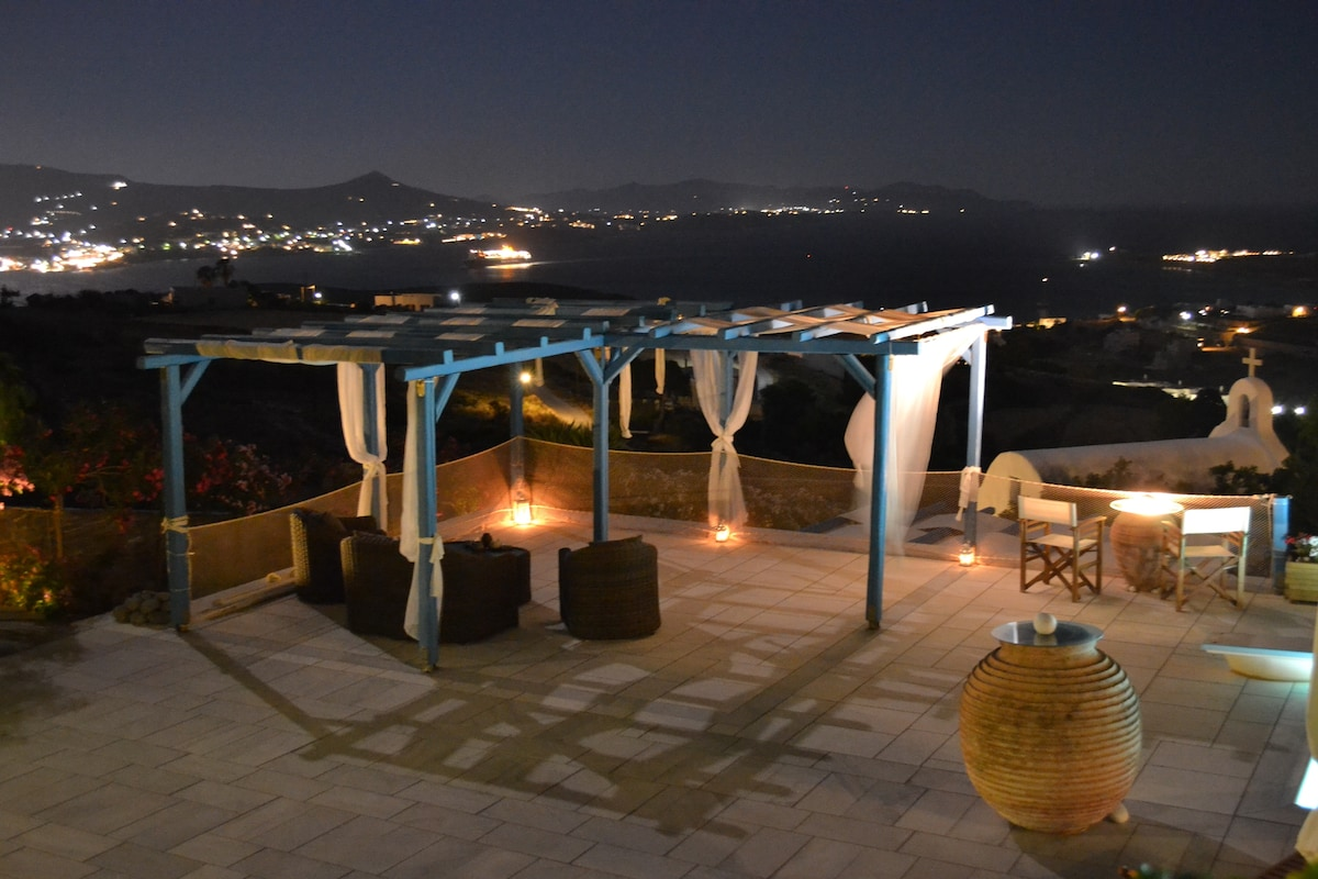 Seaview Paros House+Swimmingpool