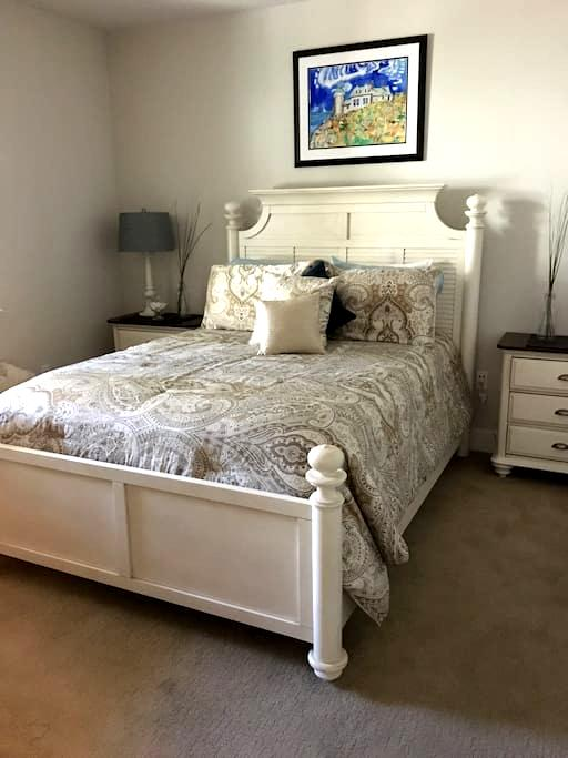 Private suite/bath with every amenity! - Redwood City - Apartment