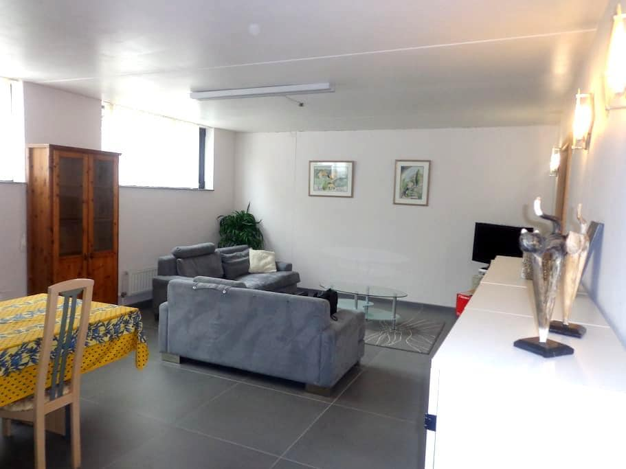 Spatious apartment near Brussels Airport - Kortenberg - Daire