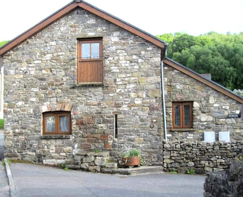 Converted stable in South Wales - Glyn-Nedd - 独立屋