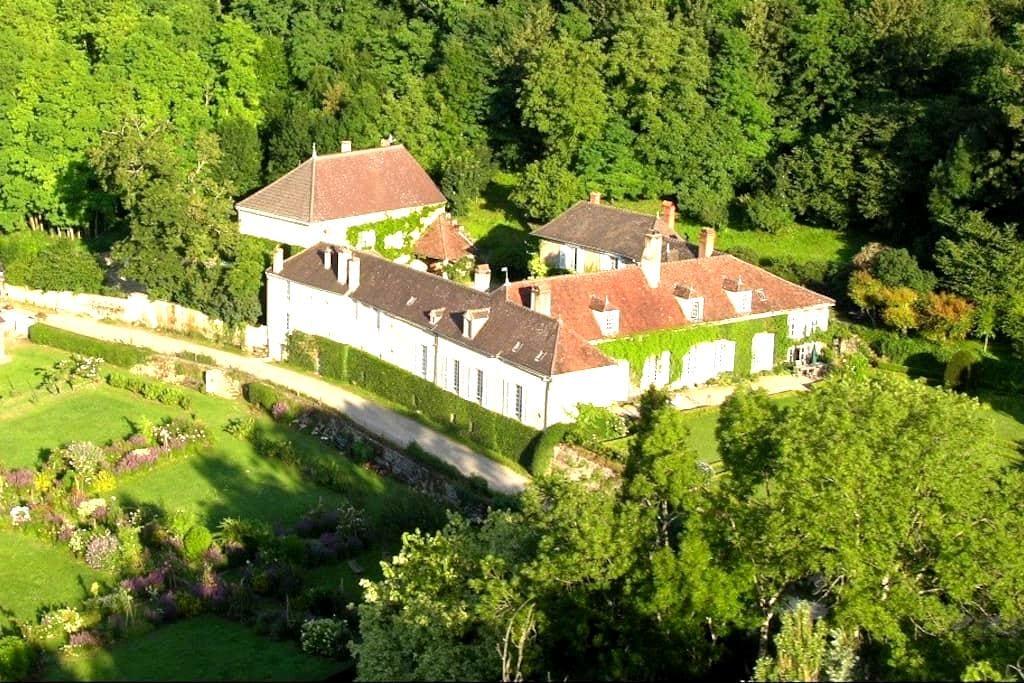 manoir de Val en Sel, - Saint-Père - Rumah