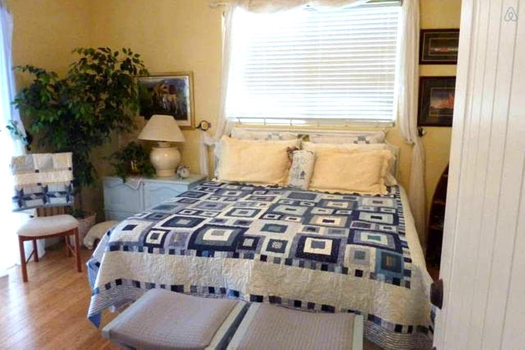 King Bedroom Apartment - St. George