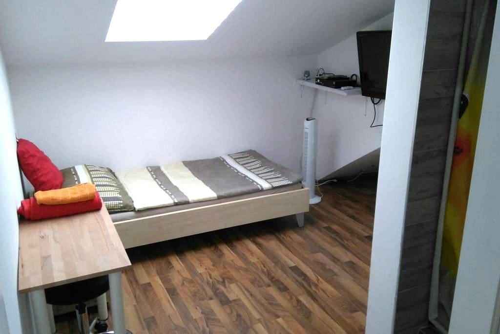 Ray´s billet one bedroom 1 + shower - Vienna - Casa