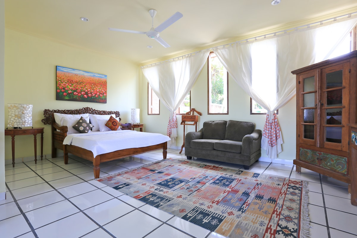 Ubud, Bali–2BR Private Villa & Pool
