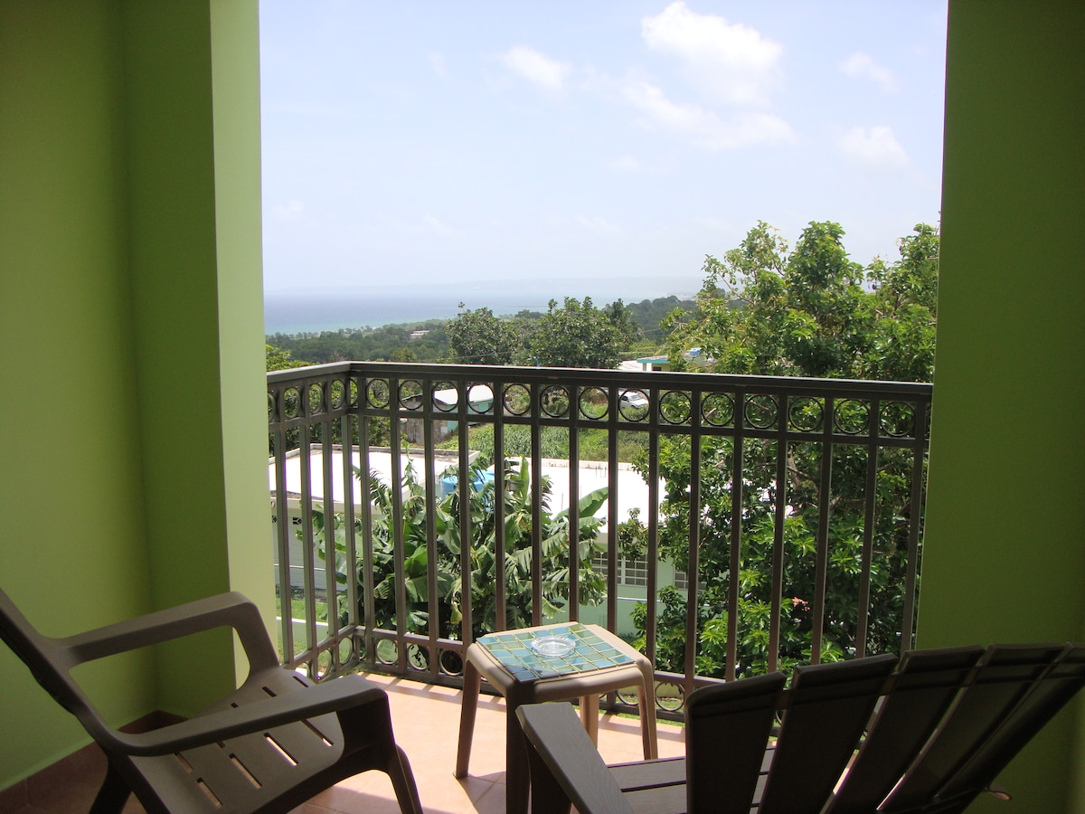 Balcony, for your morning coffee, Sip your favorite drink or take in the view day or night..
