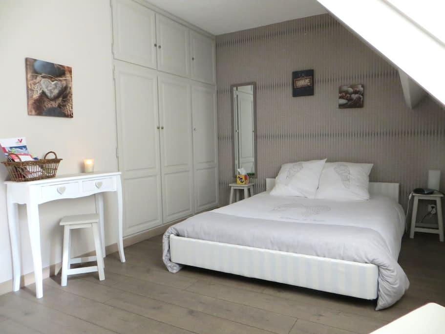 Calme et Charme si proche de Paris - L'Isle-Adam - Huis