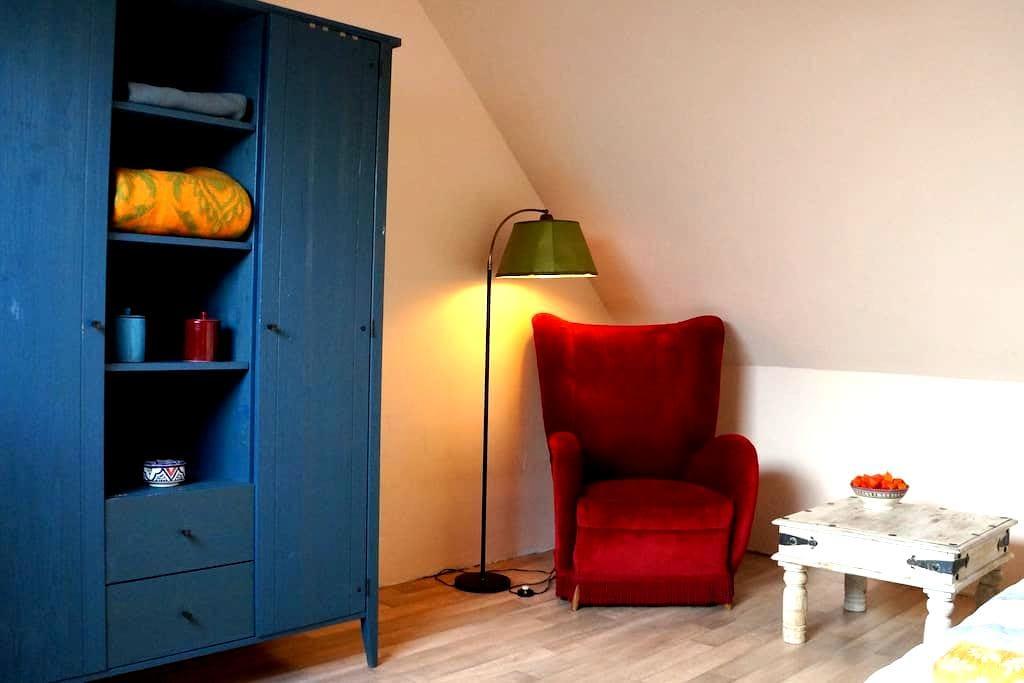 Privé kamer te huur - Antwerp - Cabaña