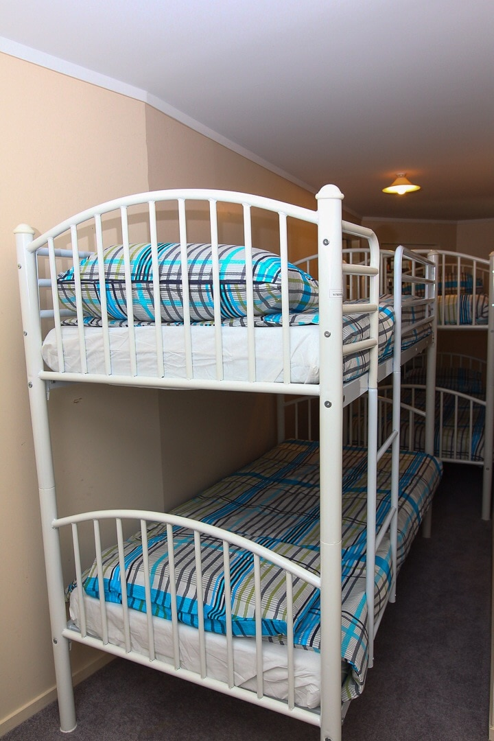 2 sets of bunks, new.