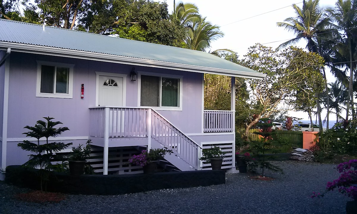Dolphin Cottage w/ view of ocean