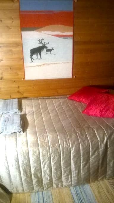 Room with sauna. Parking in garage - Rovaniemi - Apartment