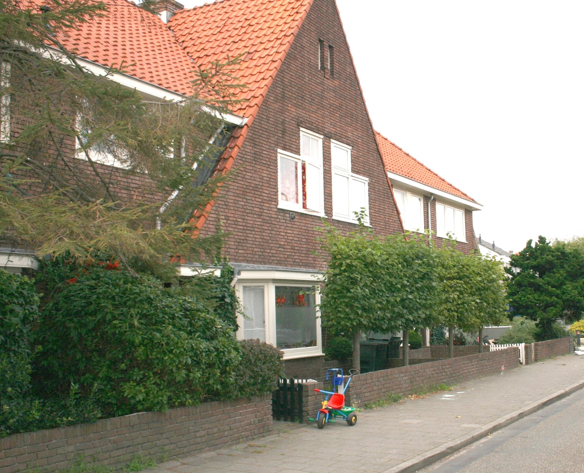 Charming familyhome near Amsterdam