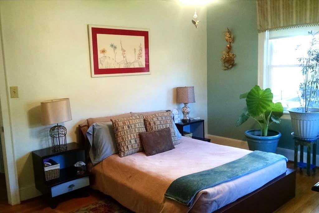 Snuggle Inn - Roanoke - Dom