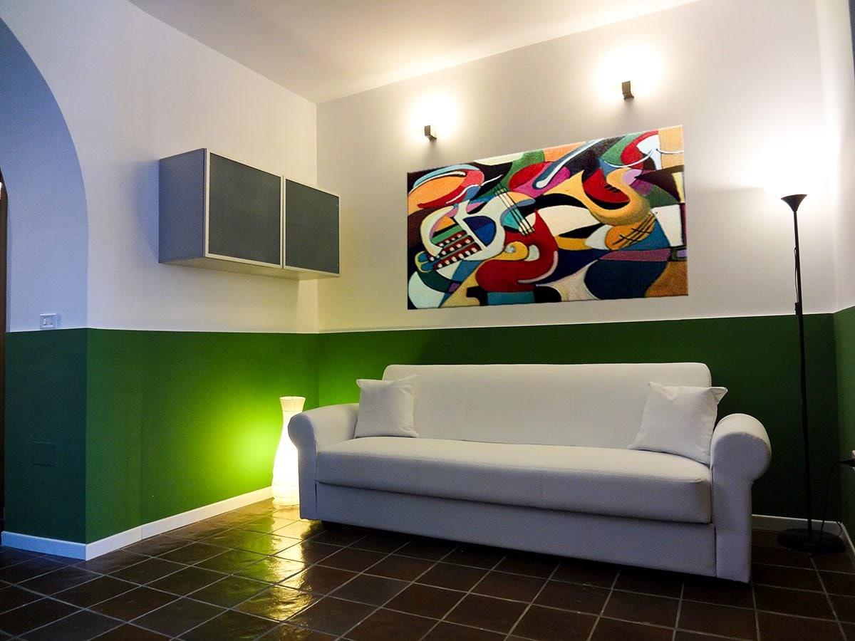 Living Room (Divano Letto)
