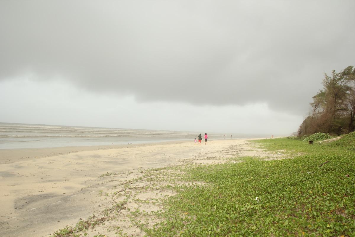 Beach Apartment in scenic south Goa