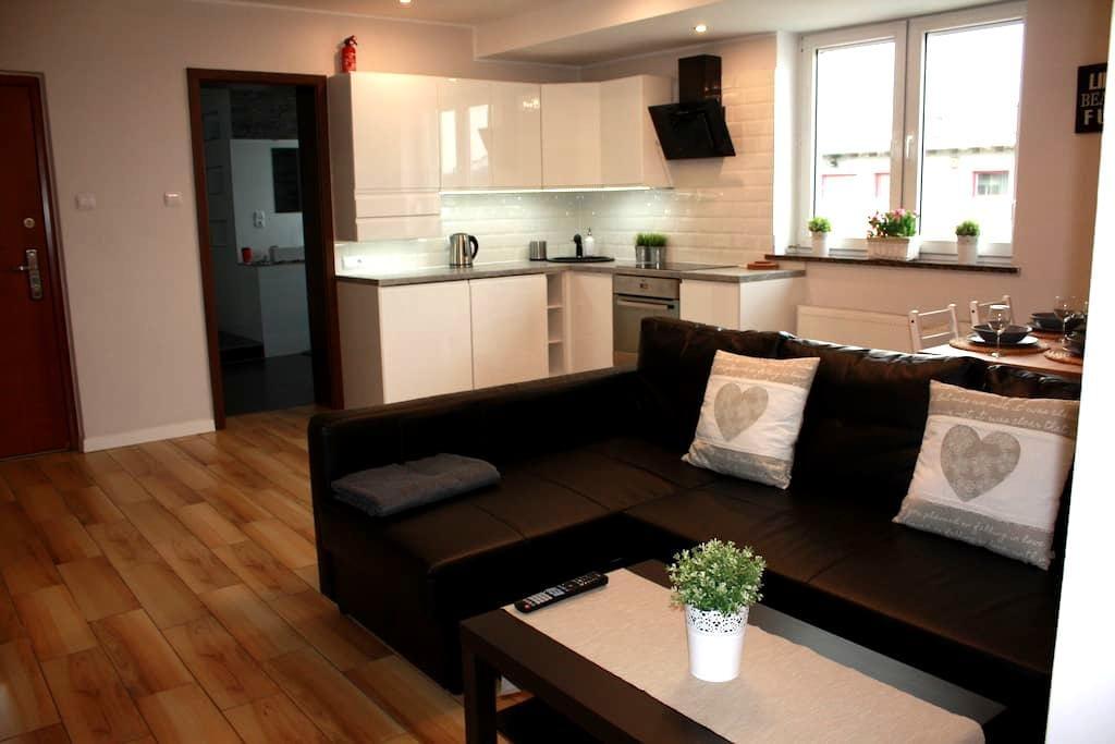 Apartament Bolesławiec - Bolesławiec - Apartemen