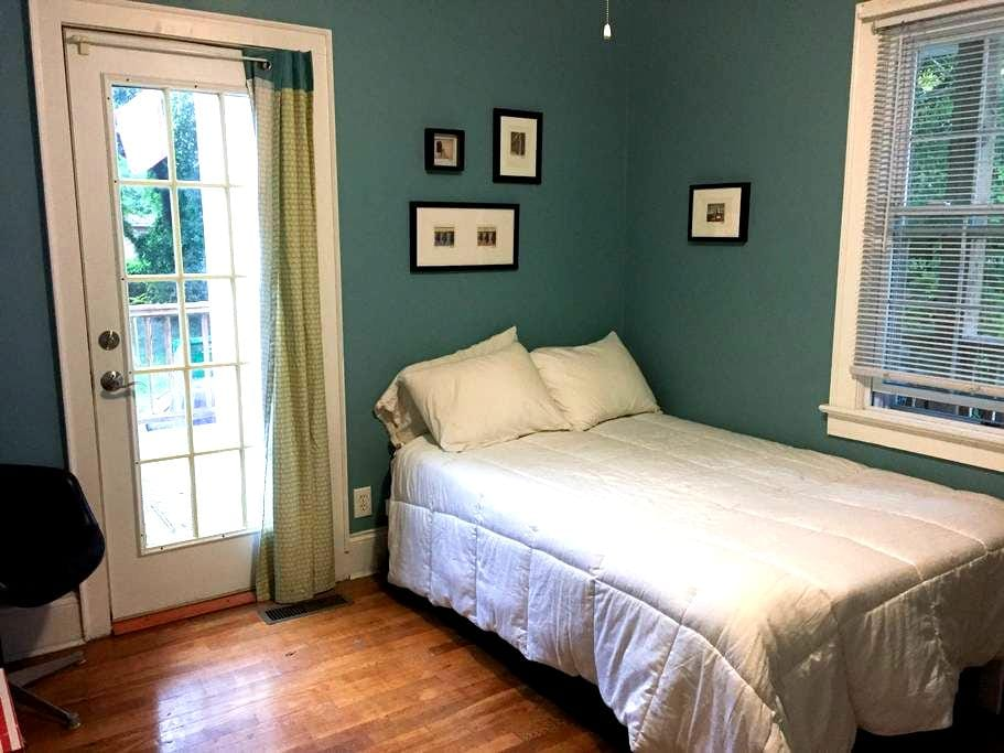 Adorable Cottage Minutes from Downtown - Wilmington - Talo